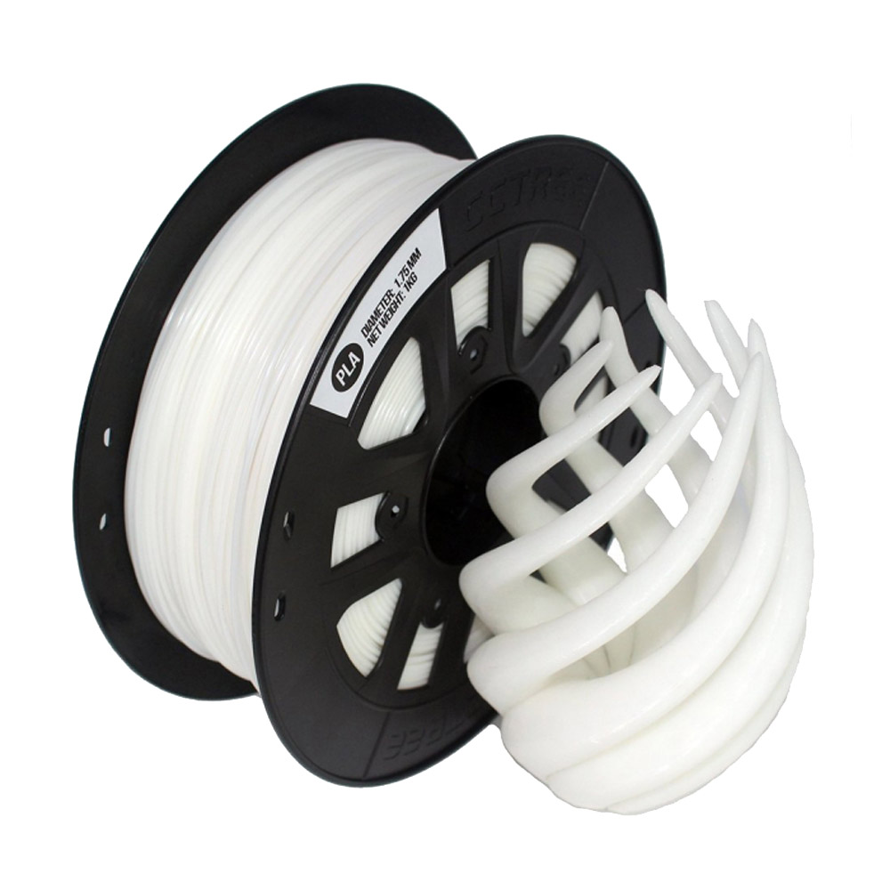 CCTREE® 1.75mm 1KG/Roll 3D Printer ST-PLA Filament For Creality CR-10/Ender-3 35