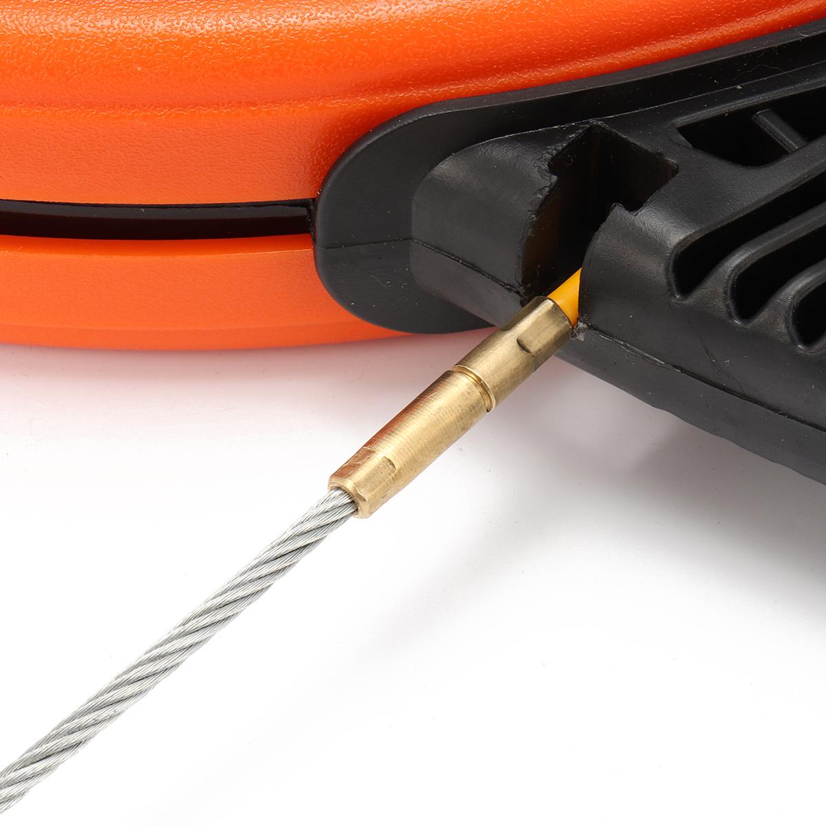 5efeef53 45ac 4d35 8dee 2c1fe3ff6db6 45m/60m/75m Fiberglass Cable Puller Fish Tape Reel