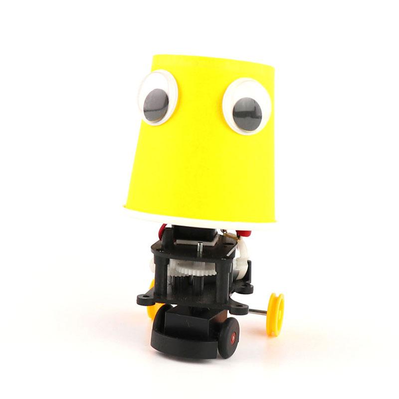 DIY Обучающие электрические автоматические препятствия для роботов