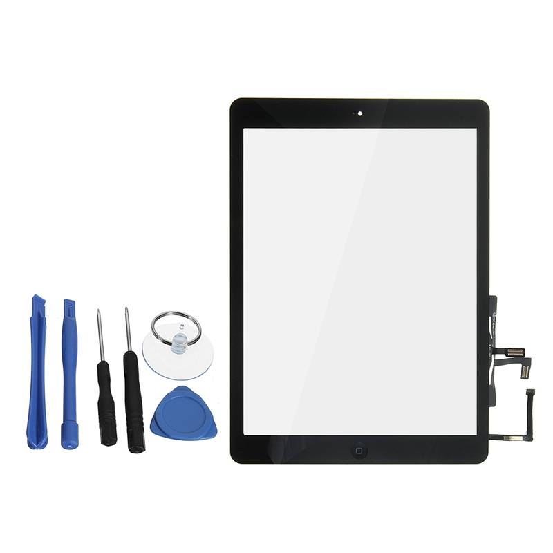 Replacement LCD Display Touch Screen With Home Button For iPad Air A1474/A1475