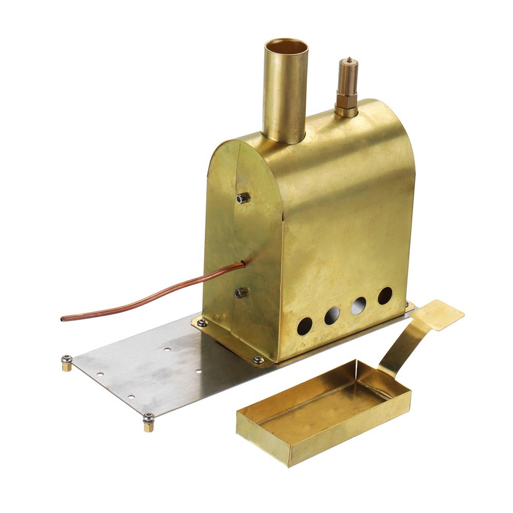 Microcosm Micro Scala Modello di caldaia a vapore per motore a vapore modello G-1B Stirling