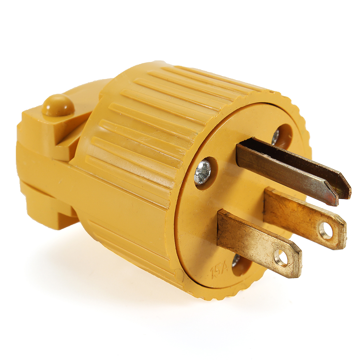 Extension Cord Replacement Electrical Plugs 15amp 125v 3 Prong Ebay