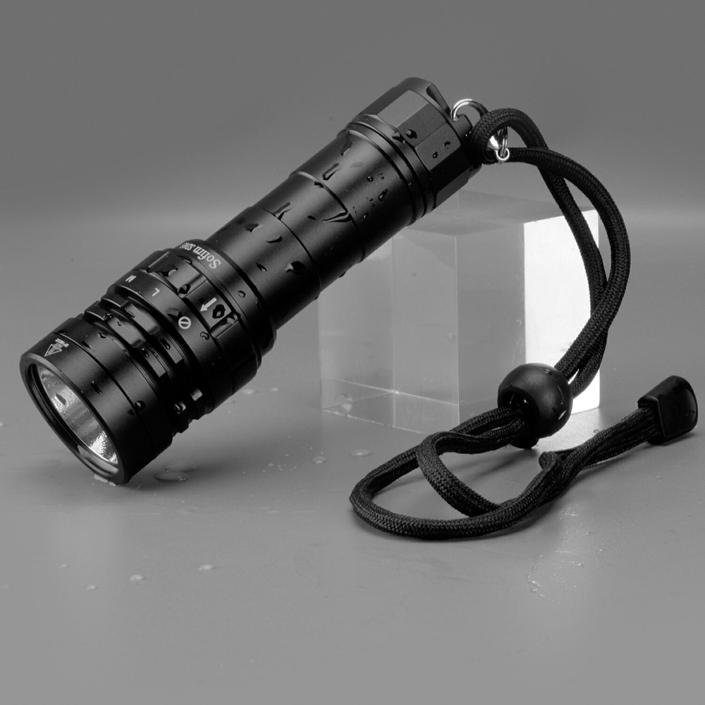 Sofirn SD05 XHP50.2 2550lm Underwater Diving Light 21700 Dive LED Flashlight
