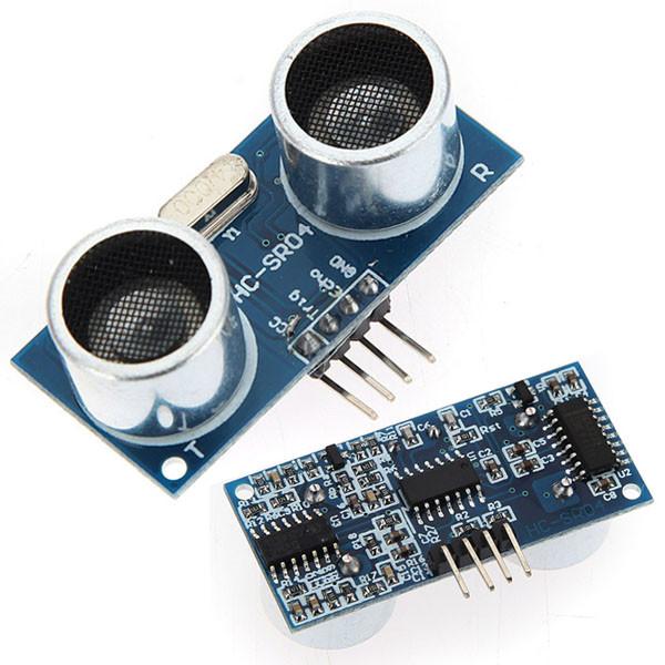 Ультразвуковой модуль Geekcreit® HC-SR04 Дистанционный измерительный измерительный преобразователь Датчик DC 5V 2-450 см