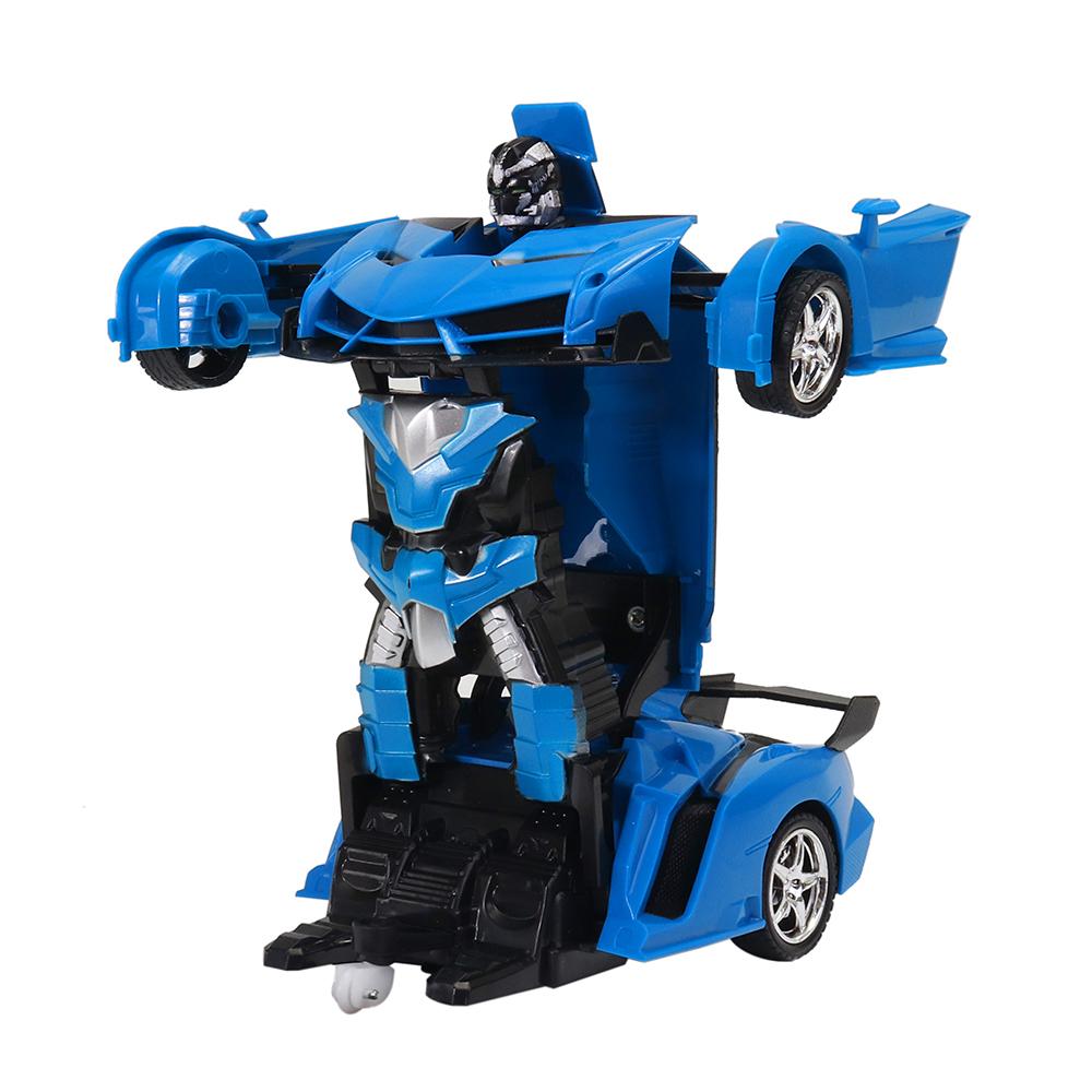2In1RcАвто Спорт Беспроводная трансформация Модели роботов Деформация Борьба с игрушками