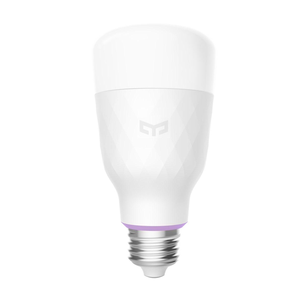 3PCS Yeelight YLDP06YL E27 10W RGBW Smart LED Bulb Work With Amazon Alexa AC100-240V(Xiaomi Ecosystem Product)
