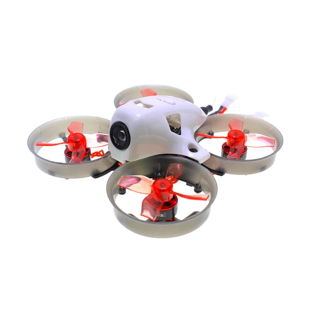 HBX64 1-2S 64mm Micro Whoop RC FPV Racing Drone F3 OSD S0802 Motor 25-200mW 800TVL