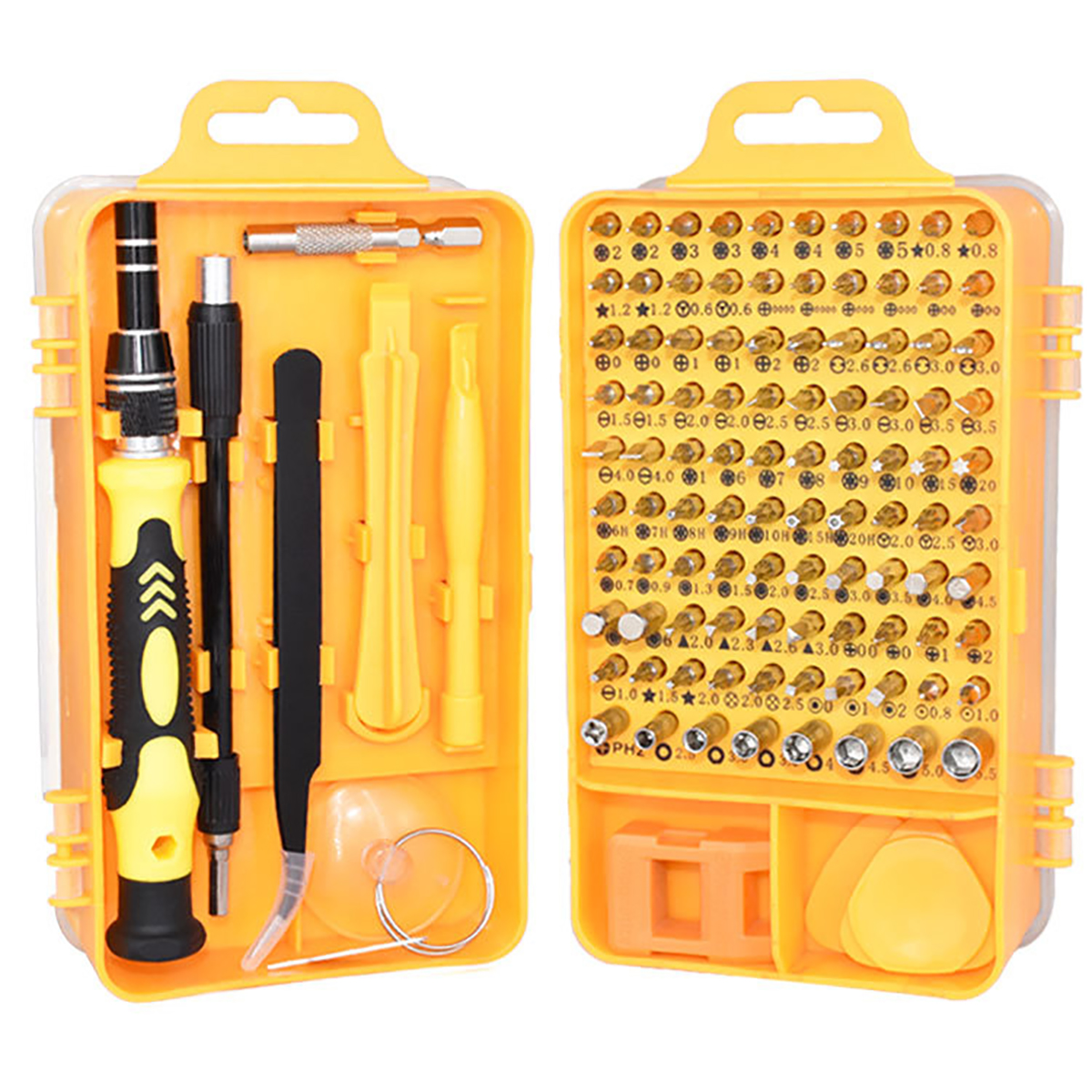 115 In 1 Precision Screwdriver Repair Tool For Smart Phone Tablet PC Computer Watch