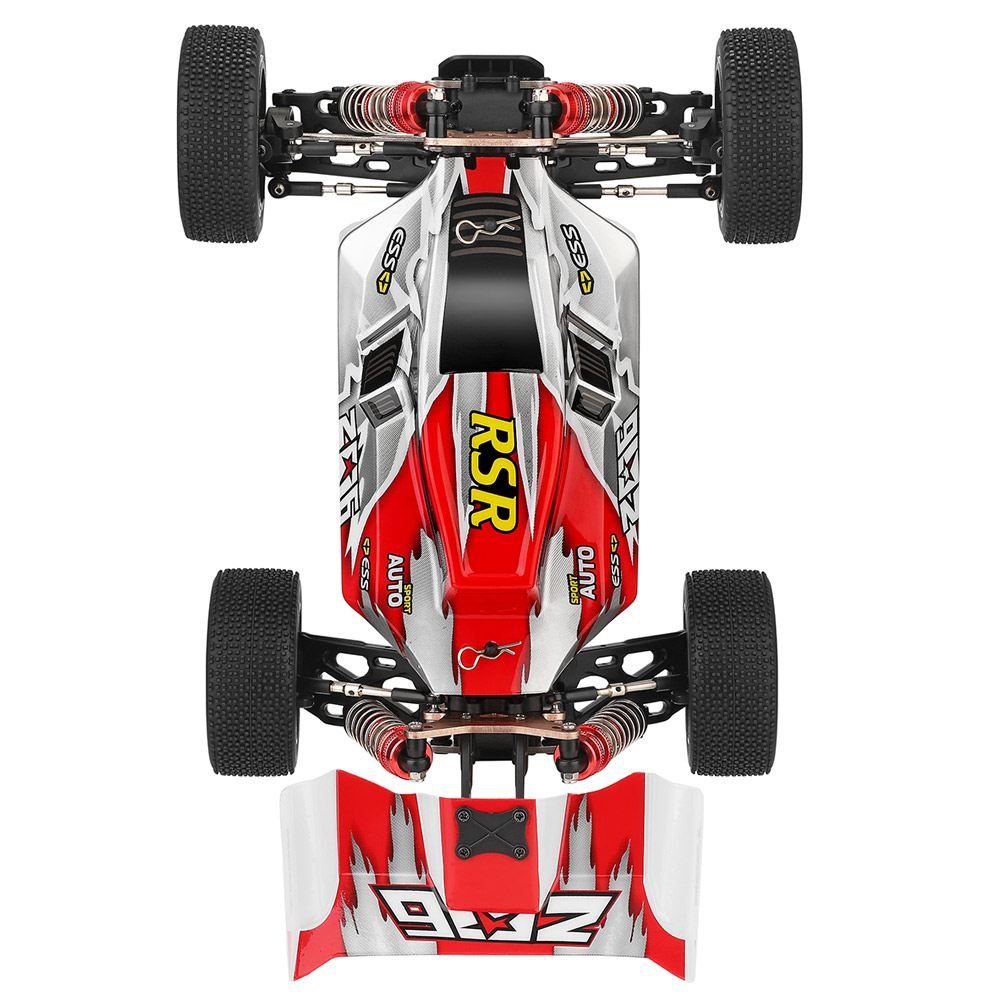 bcc8dc6f aa20 4c35 b5f6 ec82f156b5c2 Wltoys 144001 1/14 2.4G 4WD High Speed Racing RC Car Vehicle Models 60km/h Two Battery 7.4V 2600mAh