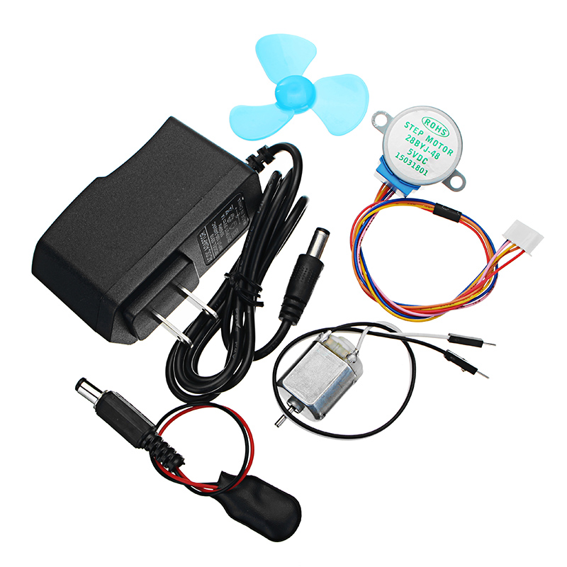 Geekcreit Mega 2560 - The Most Complete Ultimate Starter Kits For Arduino based boards 9