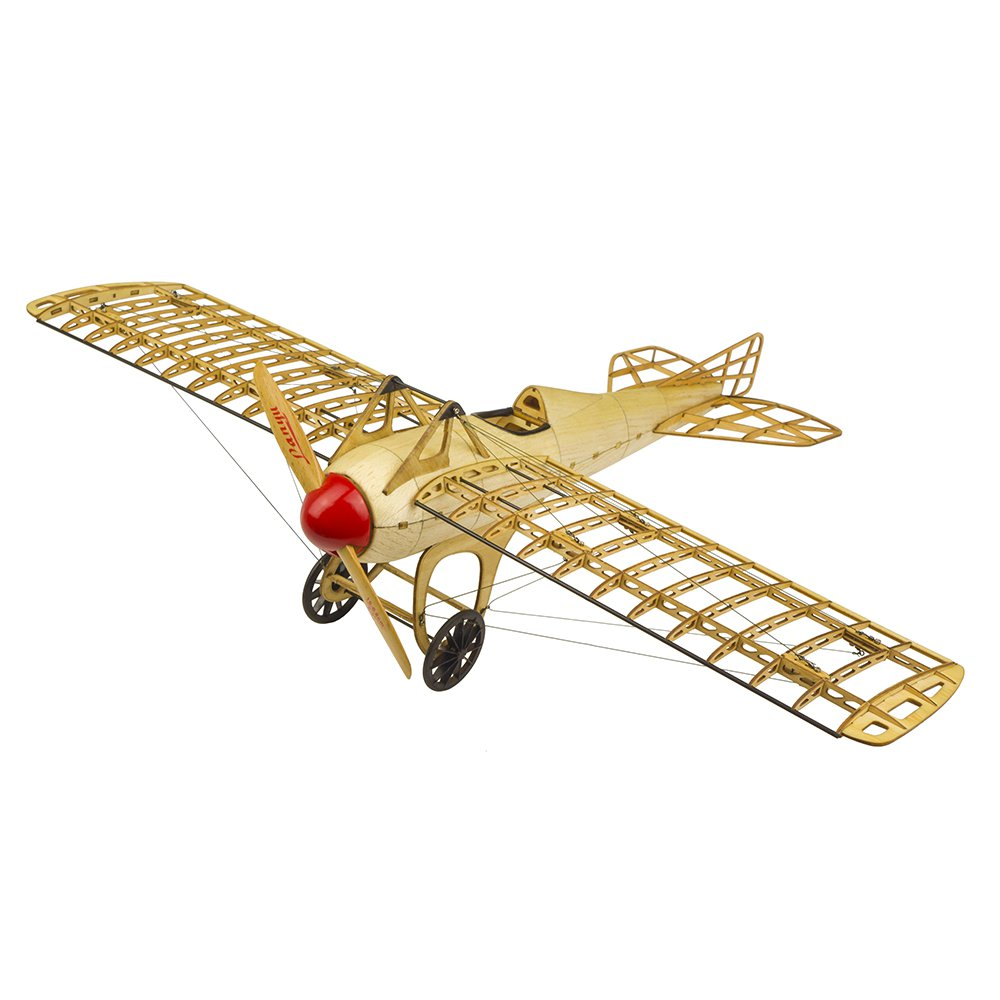 Dancing Wings Hobby Deperdussin Monocoque 500mm Balsa Wood 1:13 Parts Assembly Static Airplane Model