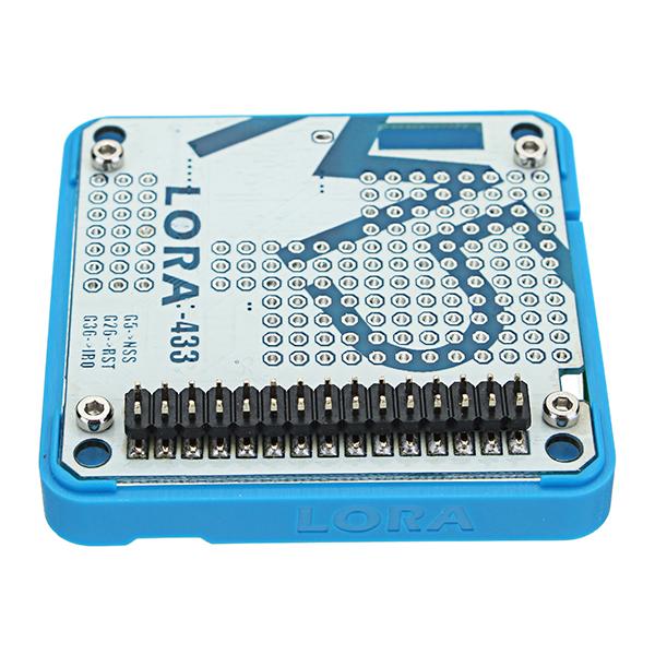 M5Stack LoRa Module SX1276 LoRa 433MHz Wireless Module Built-in Antenna IOT  Development Board For ESP32