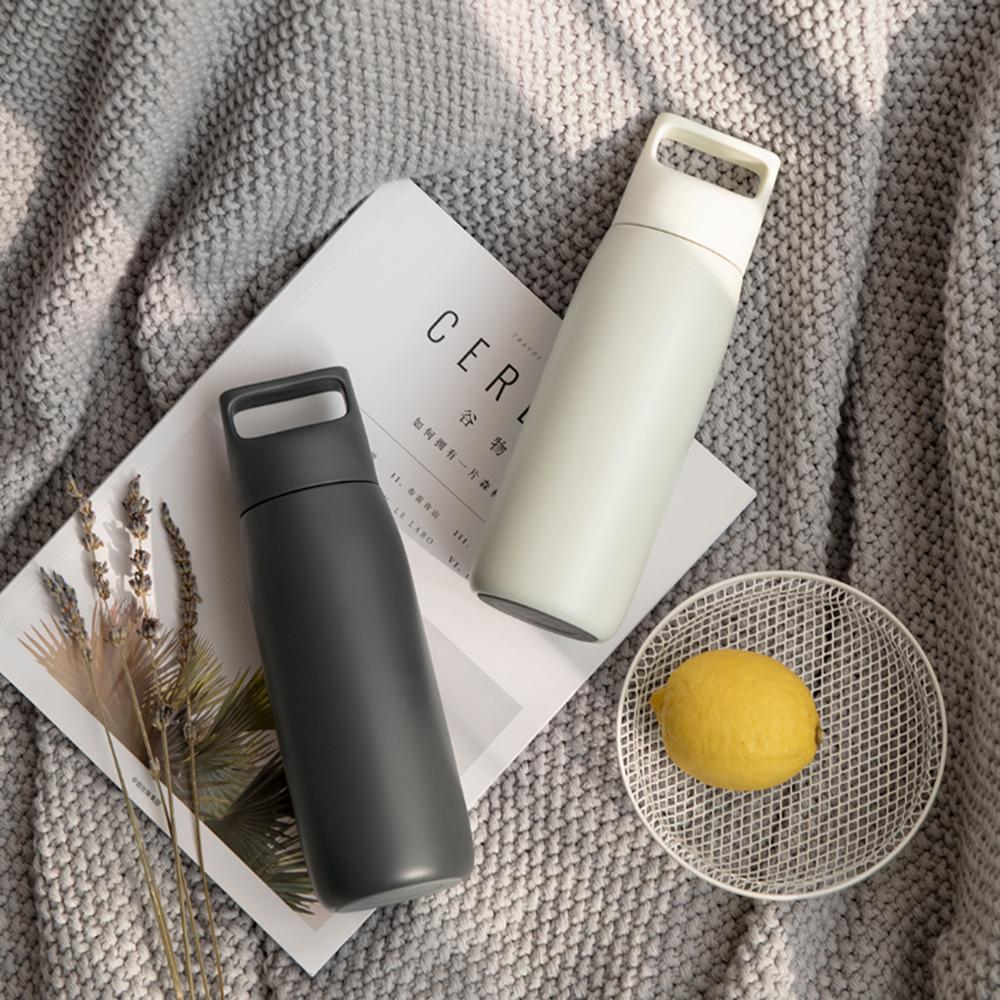 3424d713ecf funhome portable thermos cup 450ml with tea filter portable mug ...