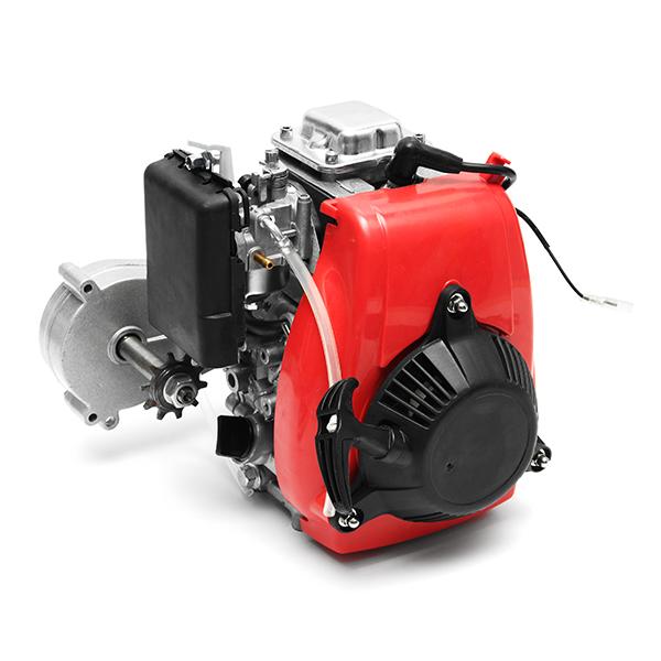 4-Stroke 49cc Gas Petrol Motorized Bicycle Scooter Bike Engine Motor Kit