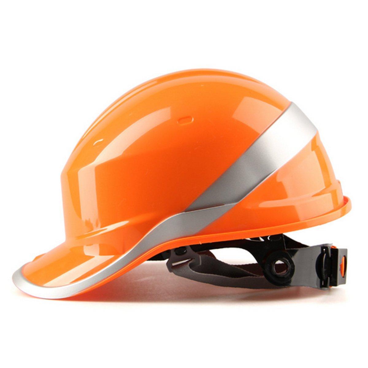 Diamond V Hard Hats безопасности Work 8-ти точечные шлемы с храповым механизмом