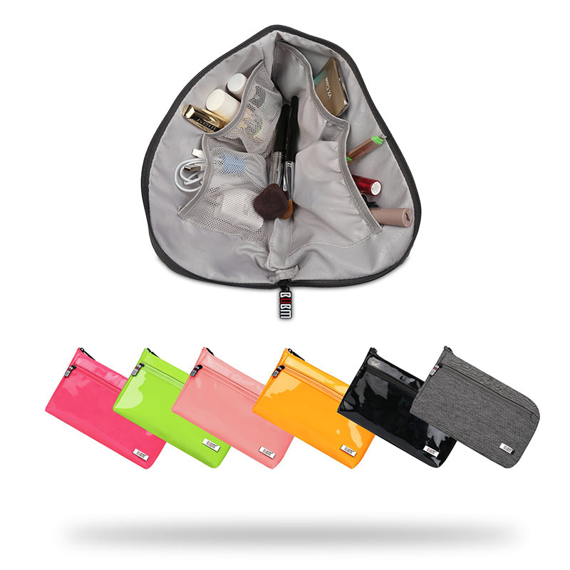 BUBM BM-DH002 Multifunctional Waterproof Cable Storage Bag Colorful Electronic Accessories Organizer