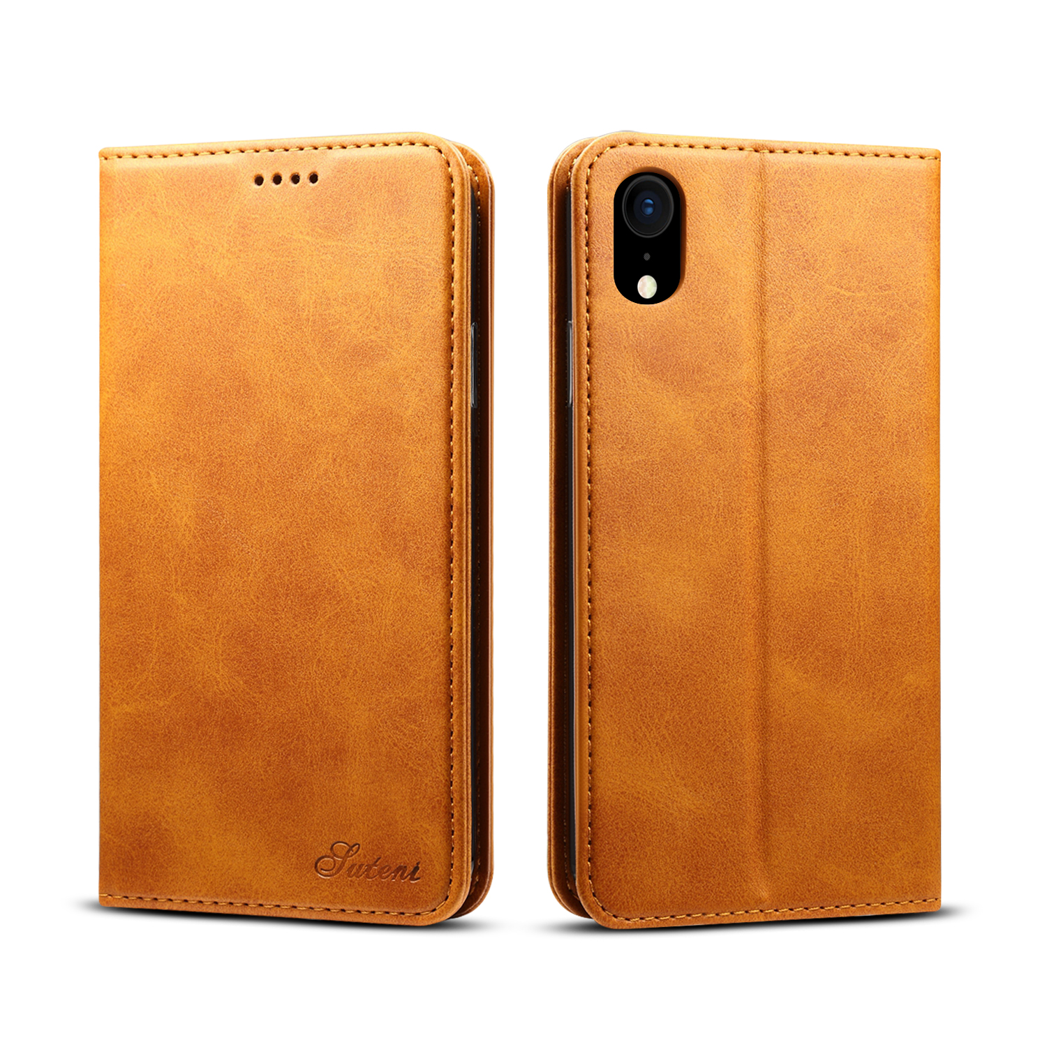 Bakeey Protective Case For iPhone XR Magnetic Flip