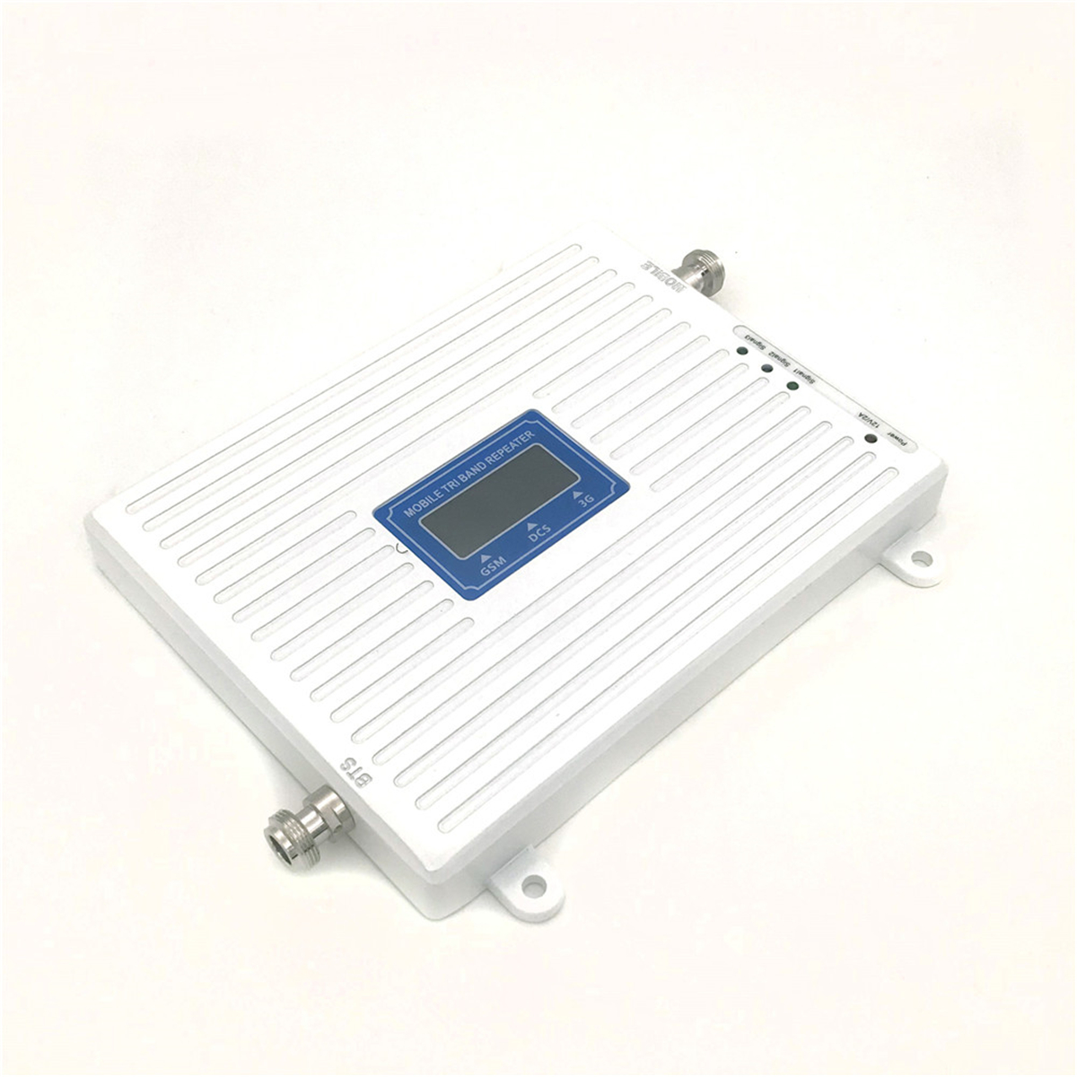 900MHz 1800MHz 2100MHZ 2G 3G 4G Mobile Triple Band Repeater Phone Signal  Boosters with Antenna Cable