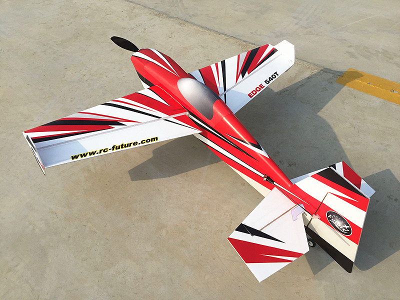 Upgraded Edge 540T PP 15E 952mm Wingspan 3D Aerobatic RC Airplane Kit