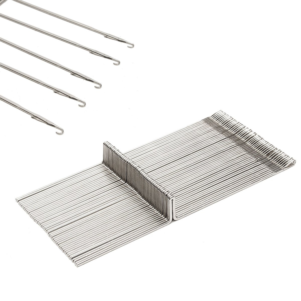 50Pcs Knitting Needles for Brother Knitting Machine KH820 KH830 KH860 KH881 KH868 KH940 KH970