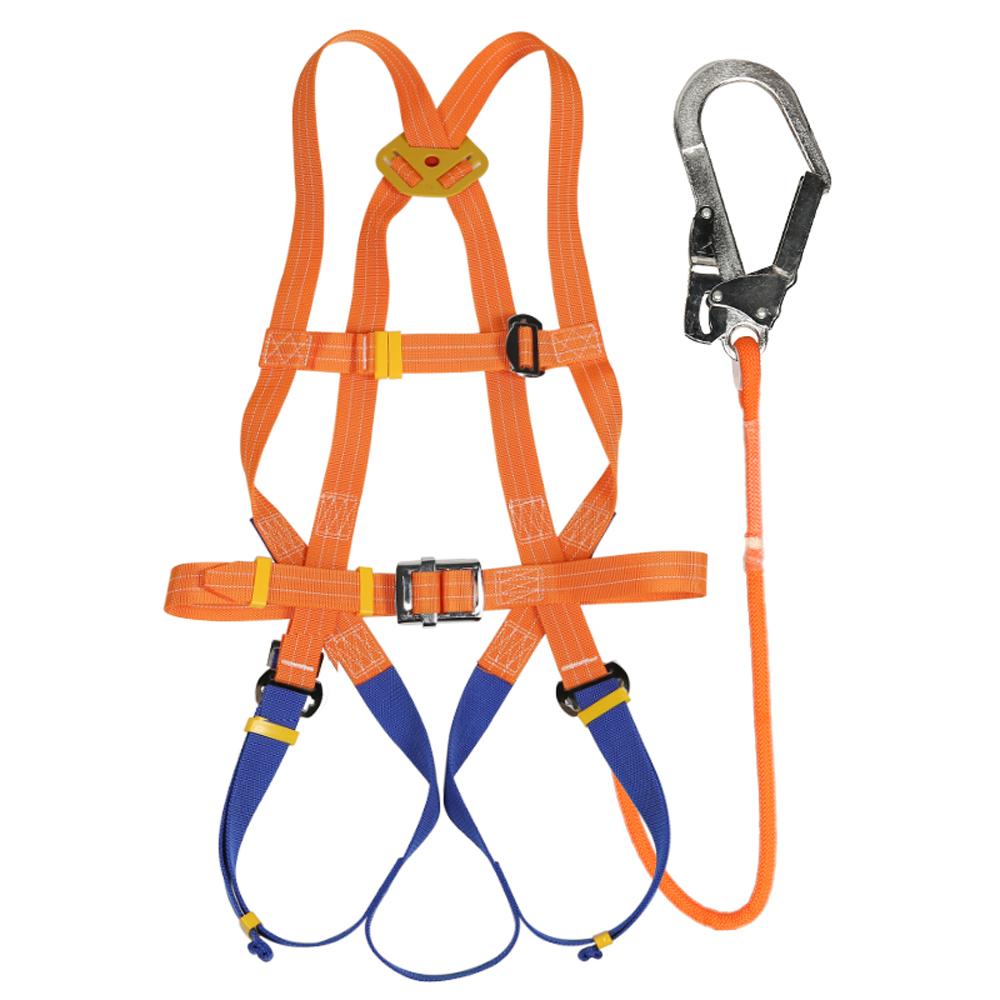 XINDAНаоткрытомвоздухеСкалолазаниеВысокая высота Пять очков Защита Anti-fall Ремень Safety Gear