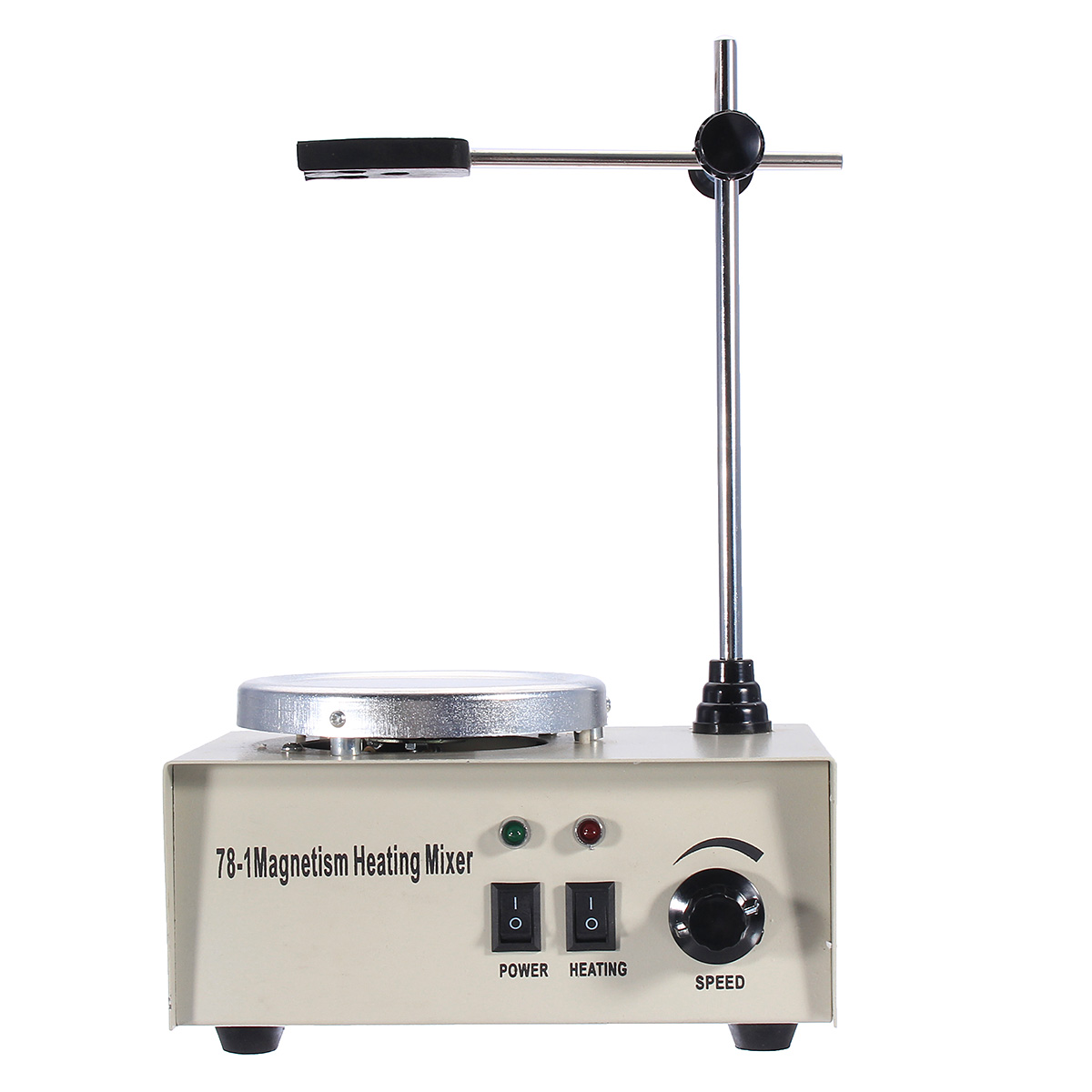 220V 150W 1000ML Magnetic Stirrer Mixer Machine Heating Hot Plate