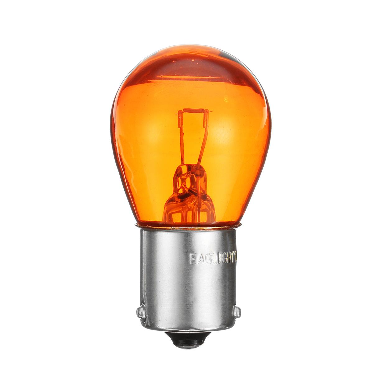12V 1156 PY21W BAU15S 150 ° Противотуманная фара заднего хода Индикатор Лампа