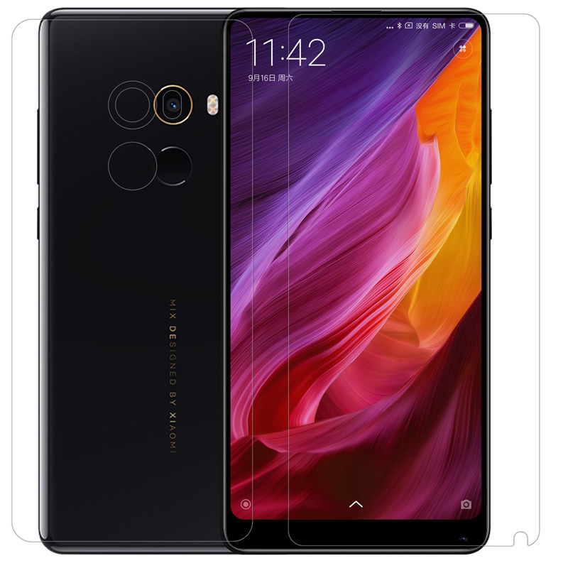 Nillkin Clear Soft Screen Protective Lens Screen Protector For Xiaomi Mi Mix 2 Xiaomi Mi MIX 2S