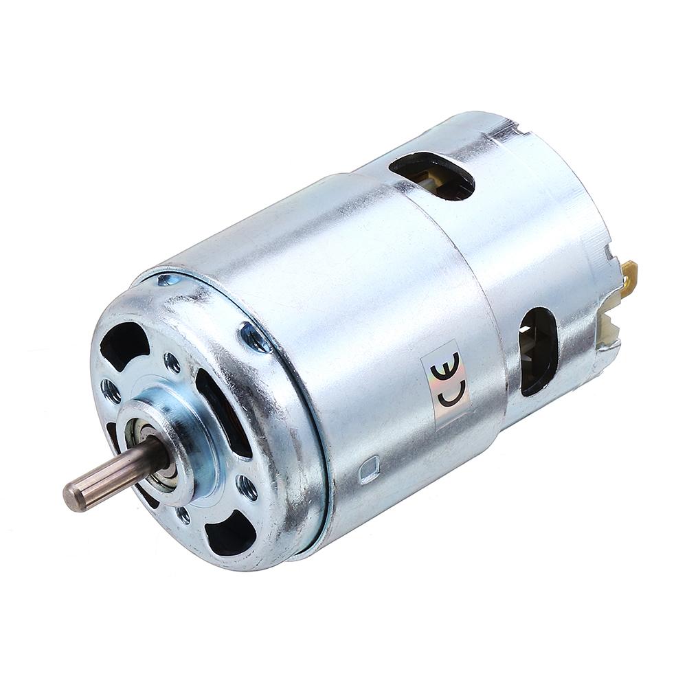 Machifit 895 Motor DC 12V-24V 3000-12000RPM Motor Large Torque Gear Motor
