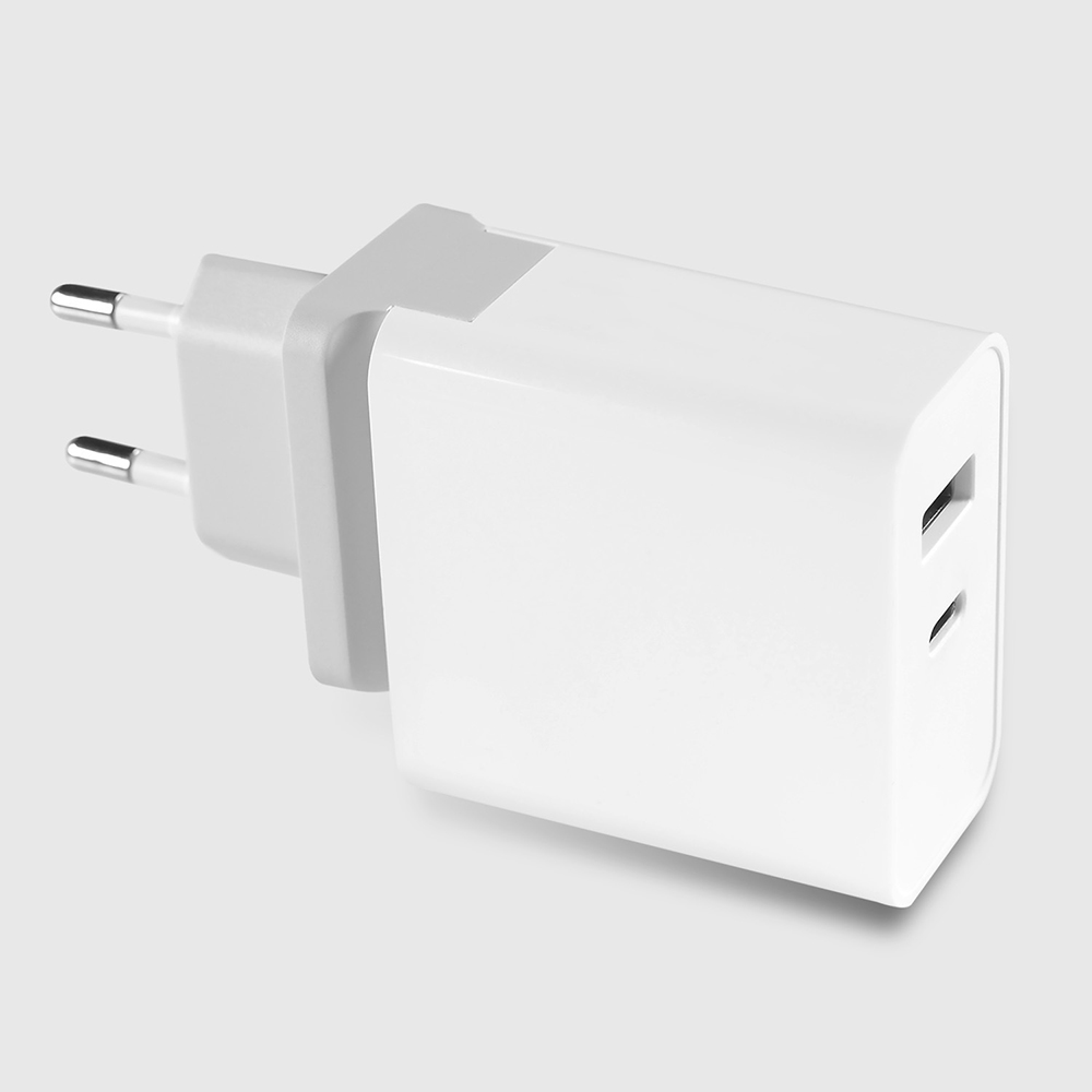 Bakeey 45W PD Fast Charging EU Plug Charger EU Plug Adapter For iPhone X XS XR MAX iPad Mac Book Xiaomi Pocophone