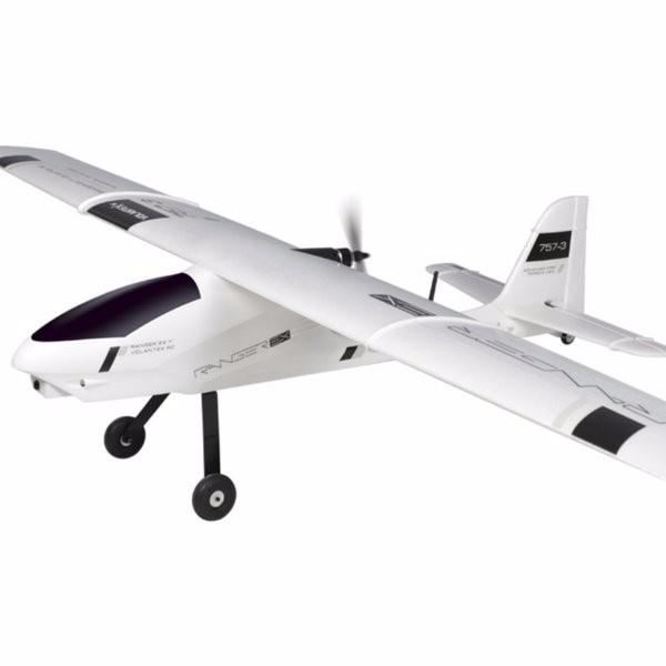 RC Новая версия Volantex Ranger EX 757-3 1980мм с большим расстоянием размаха крыла FPV РУ 757-3 самолет PNP фото