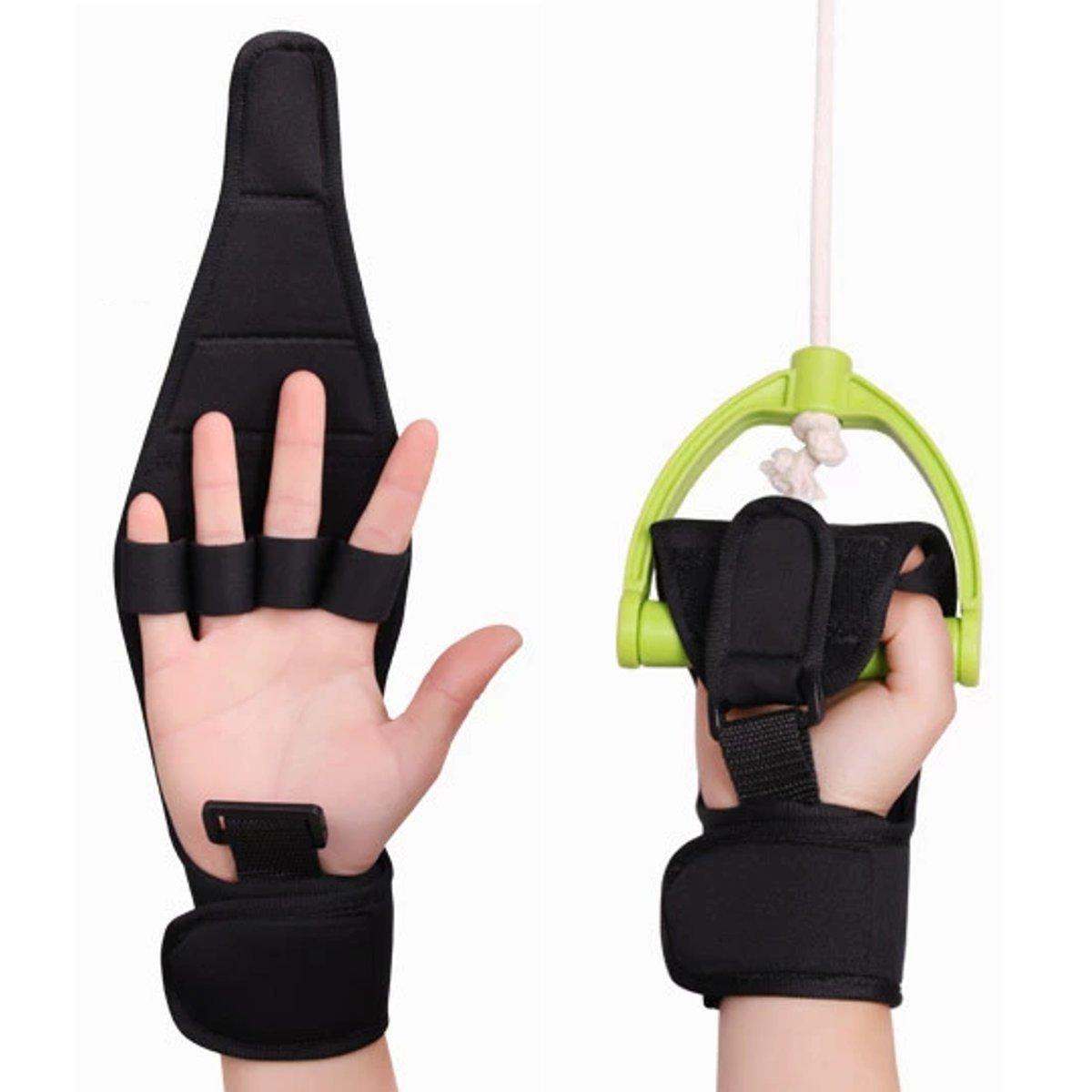 Реабилитационный палец Перчатки Брейс Пожилой кулачный удар Хемиплегия Ручная тренировка