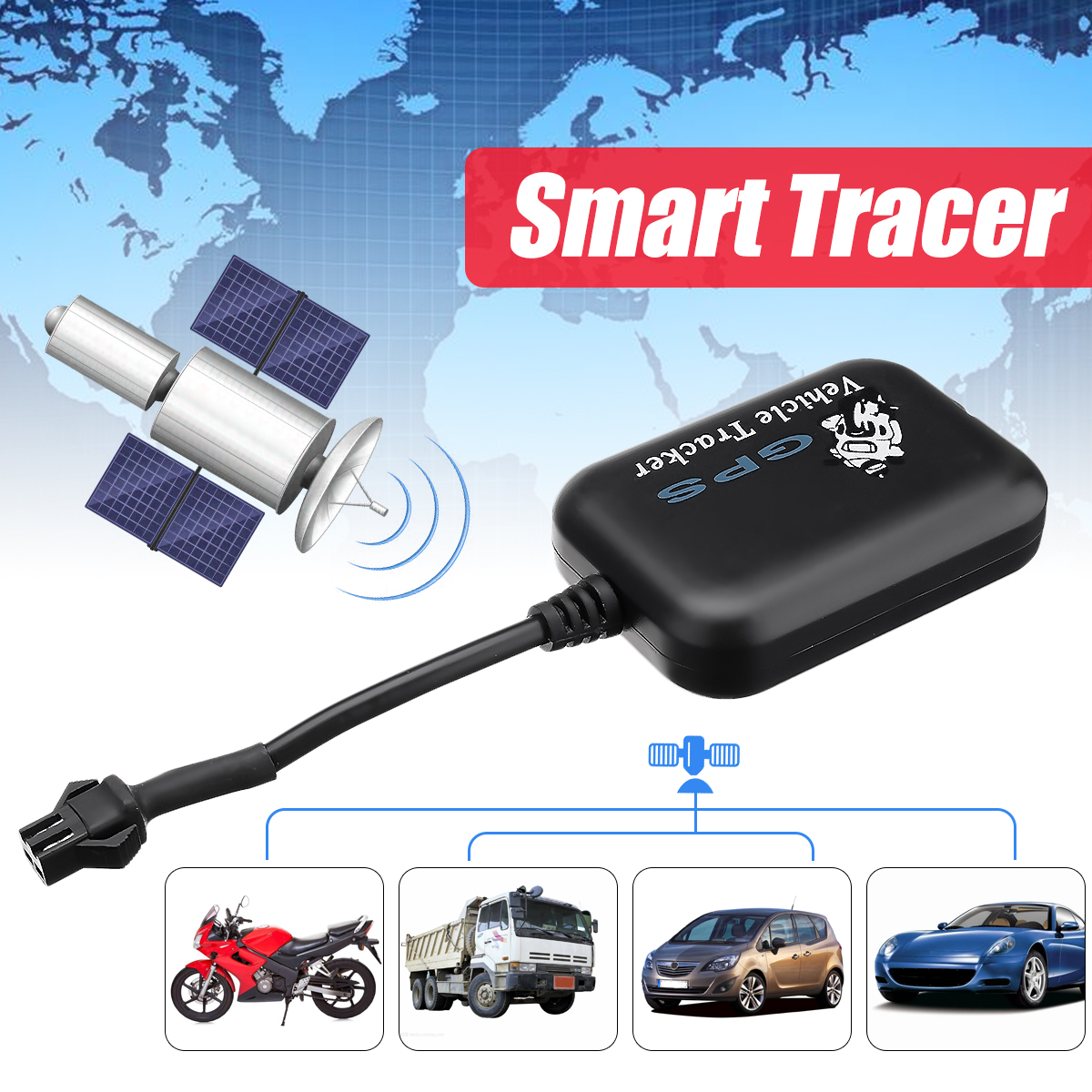 Hidden Gps Tracker For Car >> Tx 11 Car Motorcycle Mini Hidden Gps Tracker Monitor Gprs Gsm Tracking Device