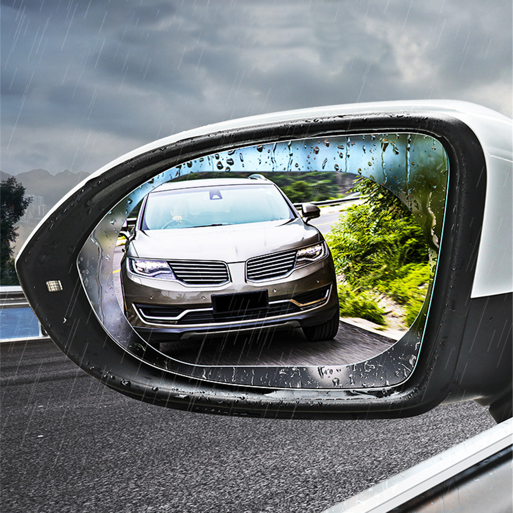 Cafele Car Rearview Mirror Protective Film Rainpr