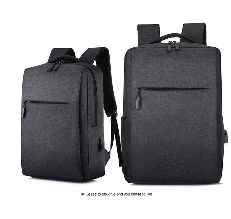 Mi Backpack Classic Business Backpacks 17L Capacity Students Laptop Bag Men Women Bags For 15-inch Laptop 19