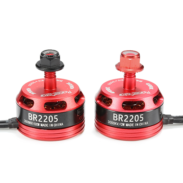 Racerstar Racing Edition 2205 BR2205 3000KV 2-4S Brushless Motor For X180 X210 X220 RC Drone FPV Racing