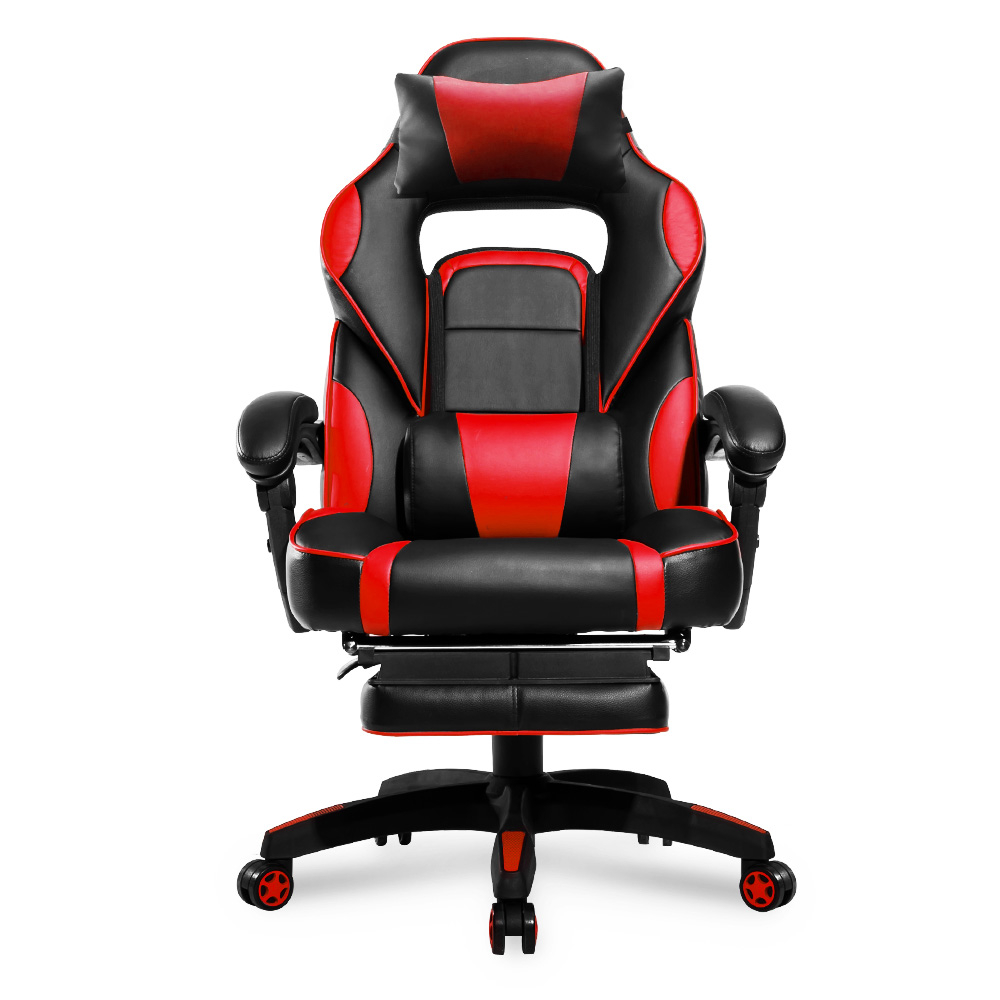 Excellent Merax Home Office Chair Racing Style Pu Leather Rotating Caraccident5 Cool Chair Designs And Ideas Caraccident5Info
