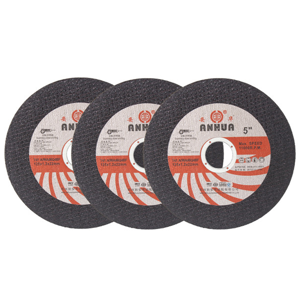 25Pcs Steel Cutting Discs Wheels 125x1mm Saw Blade for Angle Grinder