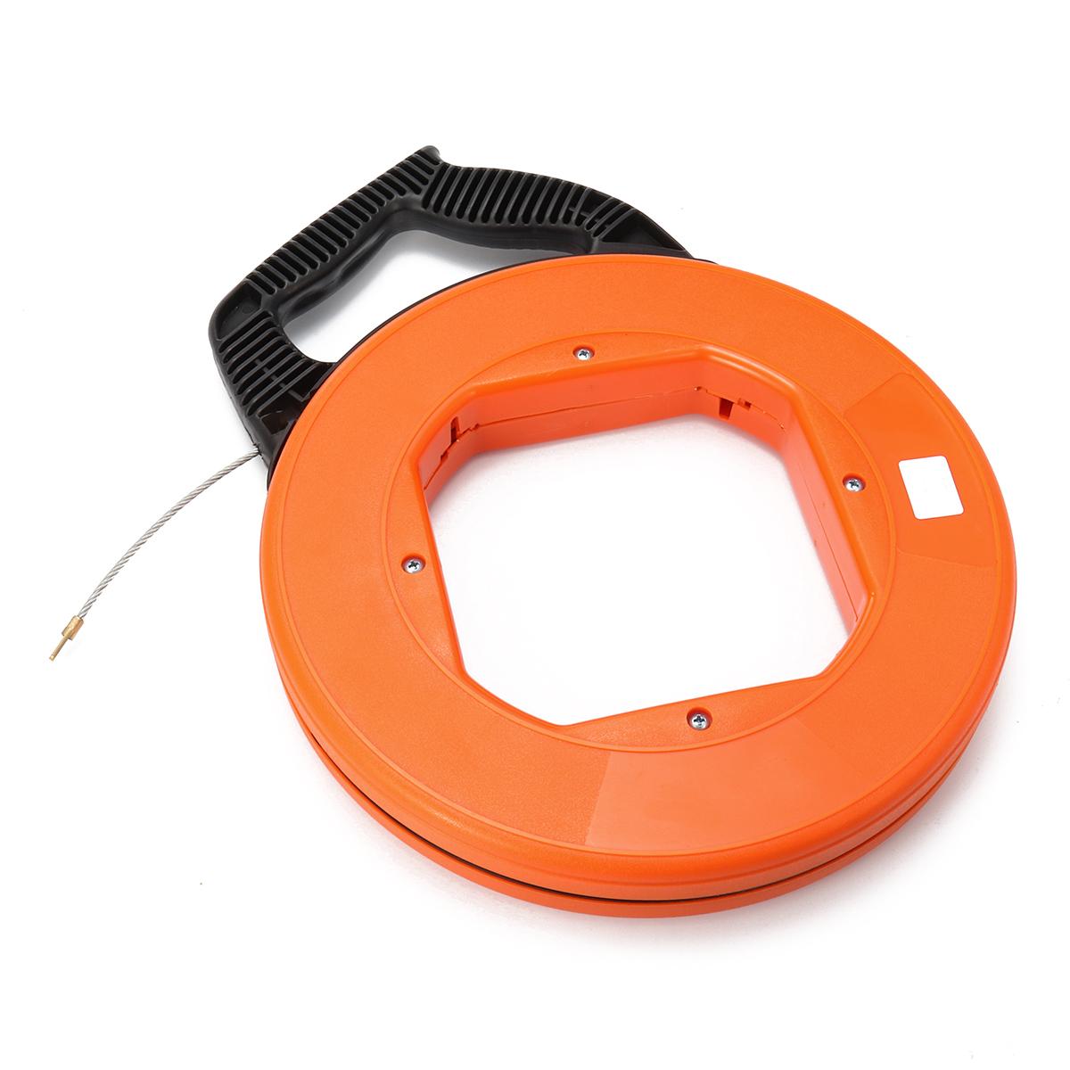 b190dfe4 019e 49e5 b625 9d85fc1695a5 45m/60m/75m Fiberglass Cable Puller Fish Tape Reel