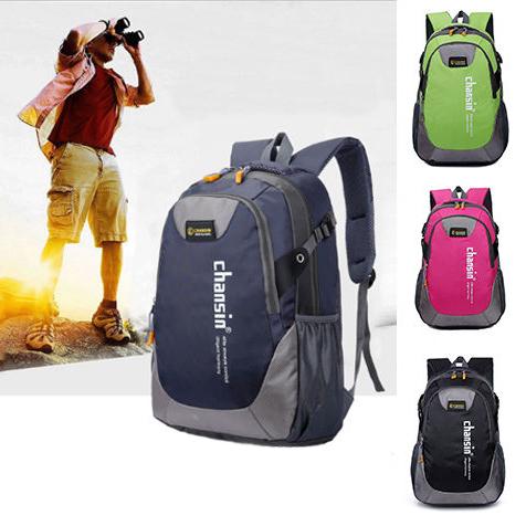 48x30x17cmUnisexВодонепроницаемыTravelBackpackHiking Кемпинг На открытом воздухе Плечо для рюкзака Сумка