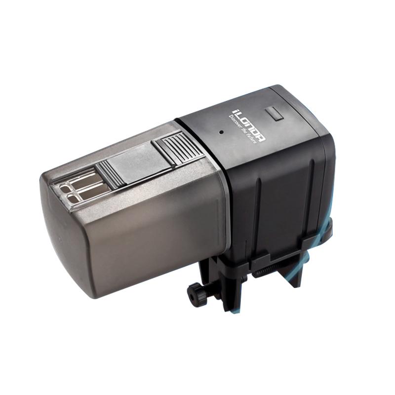 iLONDASmartWiFiUSBЗарядкаПРИЛОЖЕНИЕ Control Таймер для управления голосом Автоматический Аквариум Подача питателя для рыбы Инструме