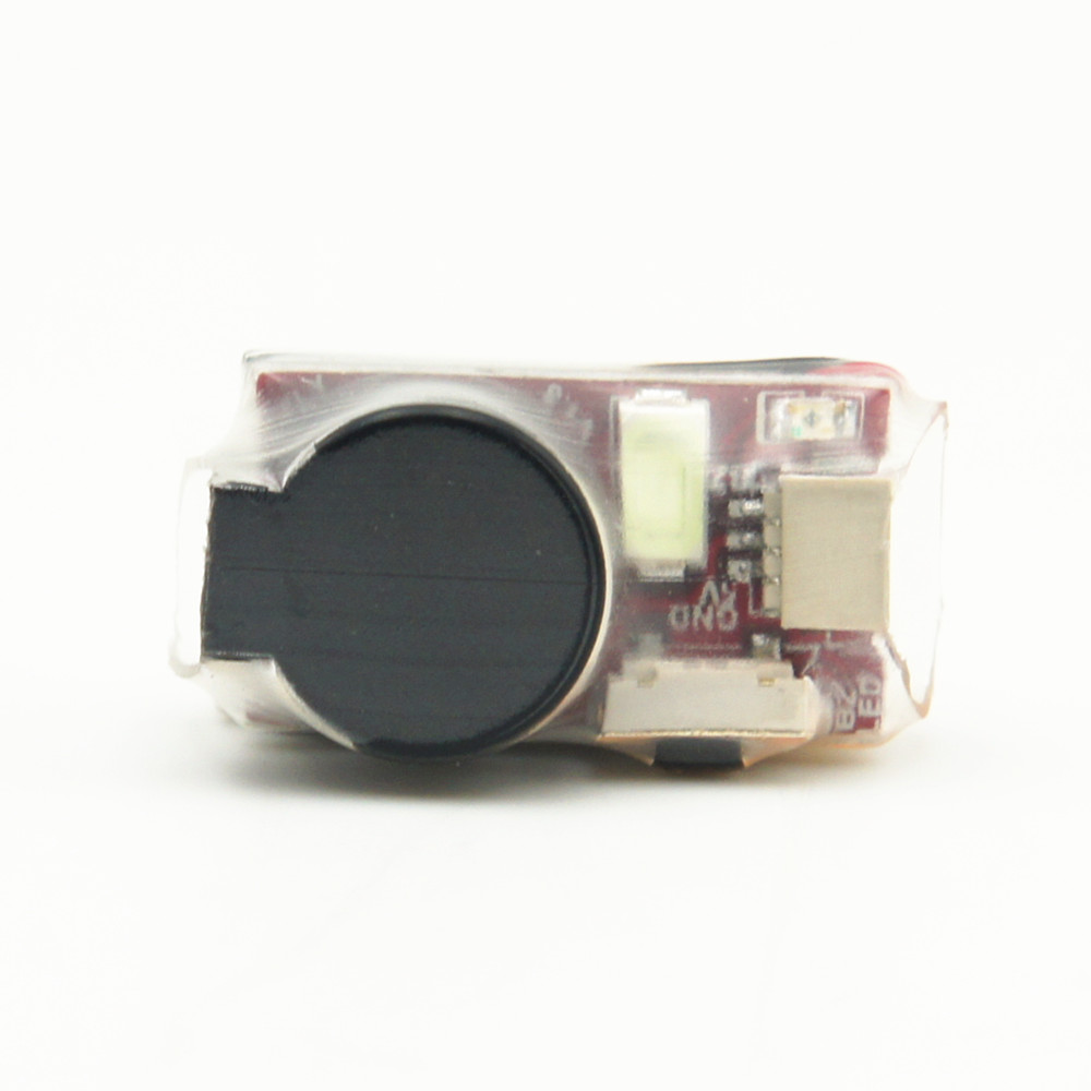 New Vifly Finder 2 5V Super Loud Buzzer Tracker Over 100dB w/ Battery & LED Self-power for RC Drone