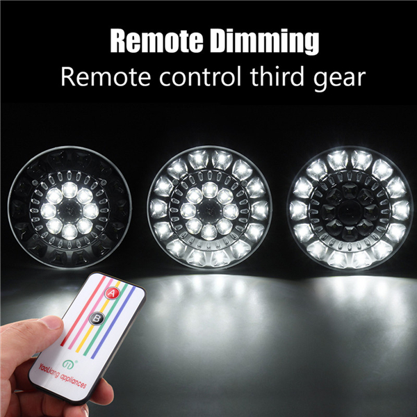 E27 Solar/Battery Powered 22 LED Camping Light Outdoor Hooking  Emergency Lamp  with Remote Control