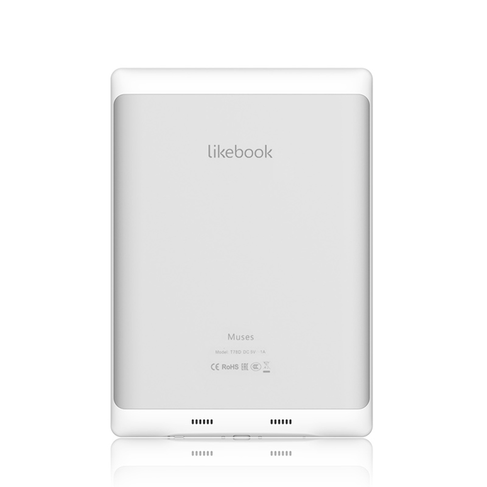 BOYUE T78D Likebook Muses E-book Reader 7.8-inch Ink Screen Dual-touch Android 6.0 2G/32G Memory 8 Core Ebook Reader 9