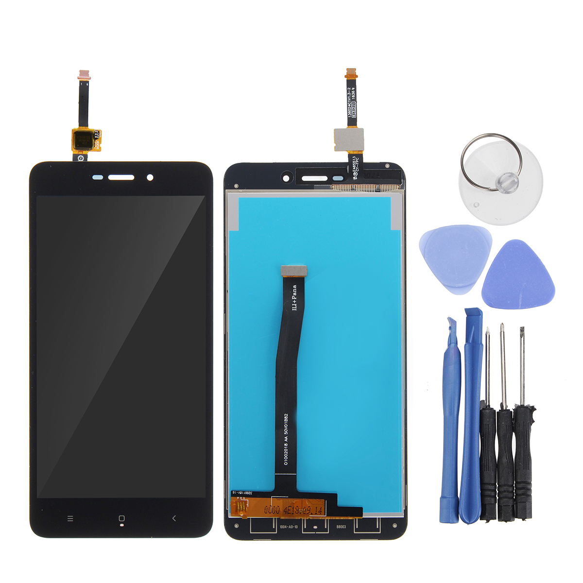 LCD Display+Touch Screen Digitizer Replacement With Repair Tools For Xiaomi Redmi 4A