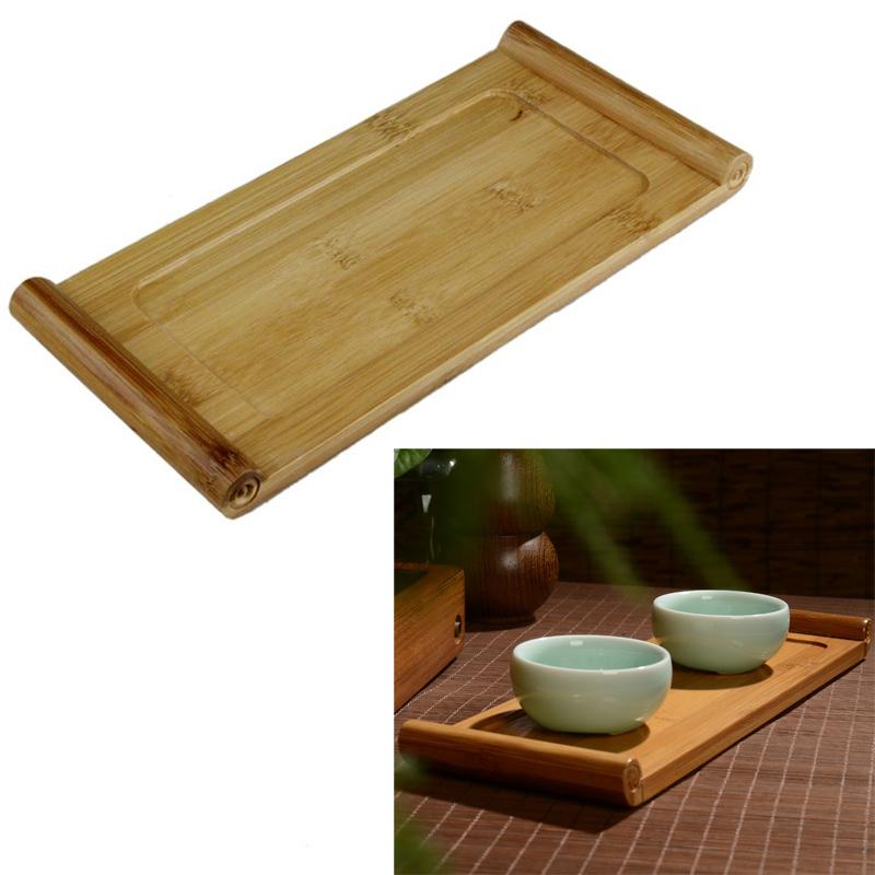Бамбуковый чайный поднос личный чайный поднос чай кунг Accessaries
