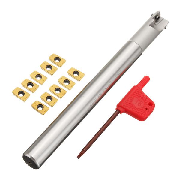 300R C14-14-150 Токарно-фрезерный станок для фрезерования Инструмент Держатель с вставками APMT1135PDERDP 8 шт.