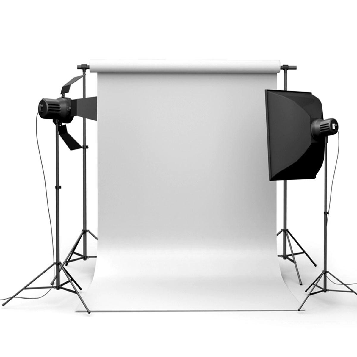 90x150 см 3x5ft чистый белый винил фотостудия фон реквизит фон