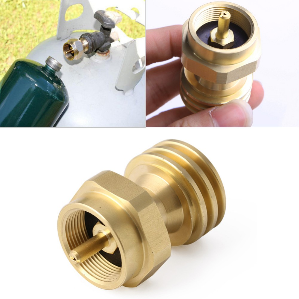 Outdoor Camping BBQ Cooking Stove Conversion Adapter 1L