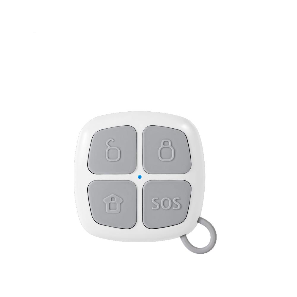 Golden Security 433Mhz Дистанционное Управление Ключ сигнализации для G90E G90B Безопасность WiFi Главная сигнализация Аксессуары для аксессуаров Дистан